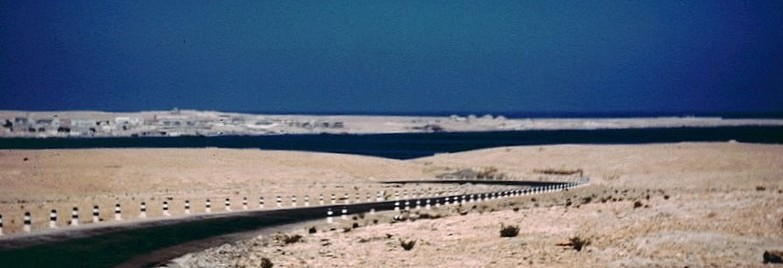 The approach to Tobruk