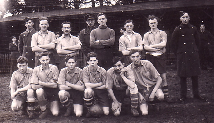 Station Football Team 1950